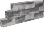 Linea Block Strak 15x15x30 cm Gothic