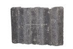 Palissade Splitton 12x12x25 cm Mount Everst