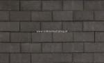 Betonklinkers 10,5x21x8 cm Antraciet (Tuinvisie)