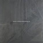 Black Premium Slate Naturel 80x80x2,5 cm