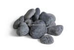 Beach Pebbles Zwart 15-30 mm