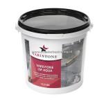 Varistone LM Aqua 12,5 kg emmer Zilvergrijs